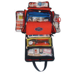 AeroMed Pack and Bag unfolded