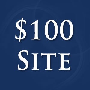 The $100 Site Course