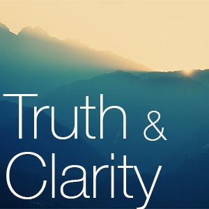 Truth and Clarity Class