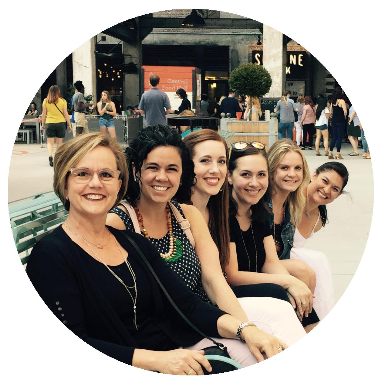 Gina Joyce and the team behind the Joyce Design Group