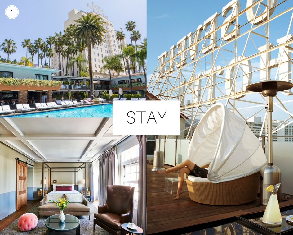 City Guide: Los Angeles STAY