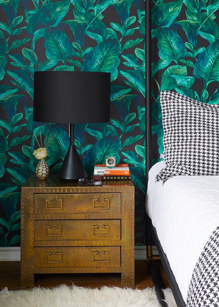 Jennifer Fisher East Austin Home: Bedroom