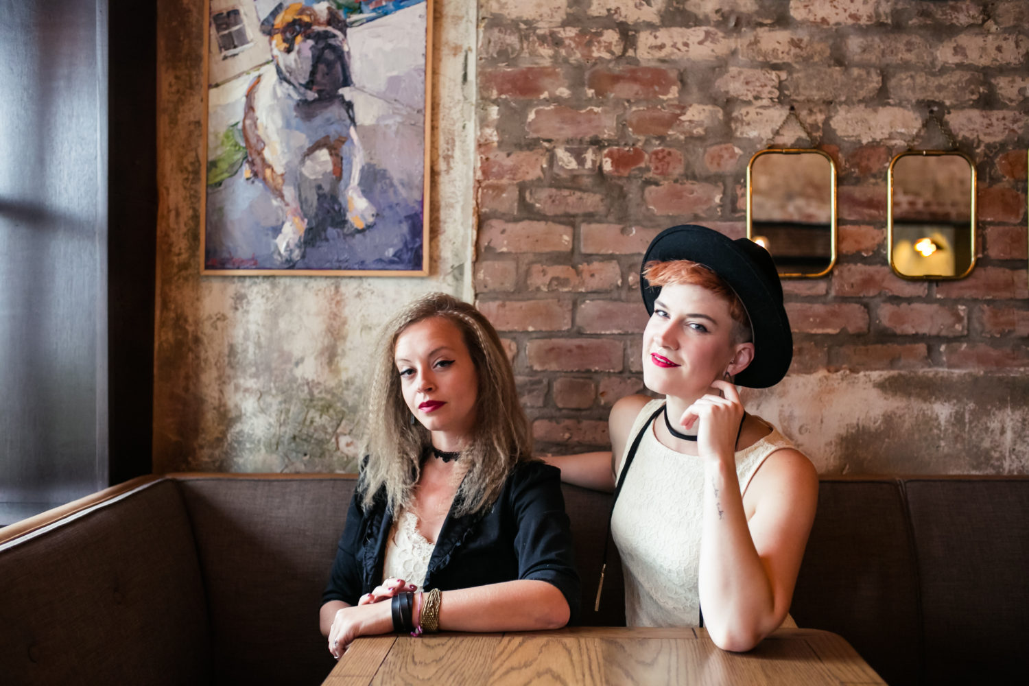 Kathleen Shannon and Emily Thompson, Founders of Being Boss