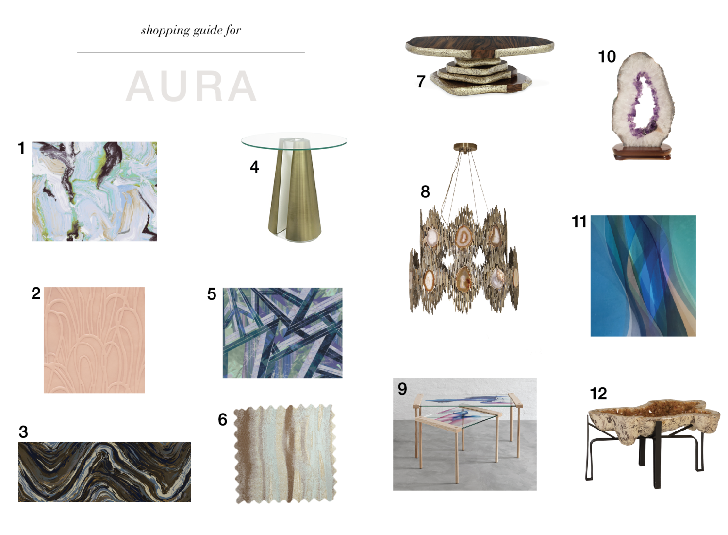 Stacy Garcia Aura Trend Product Guide