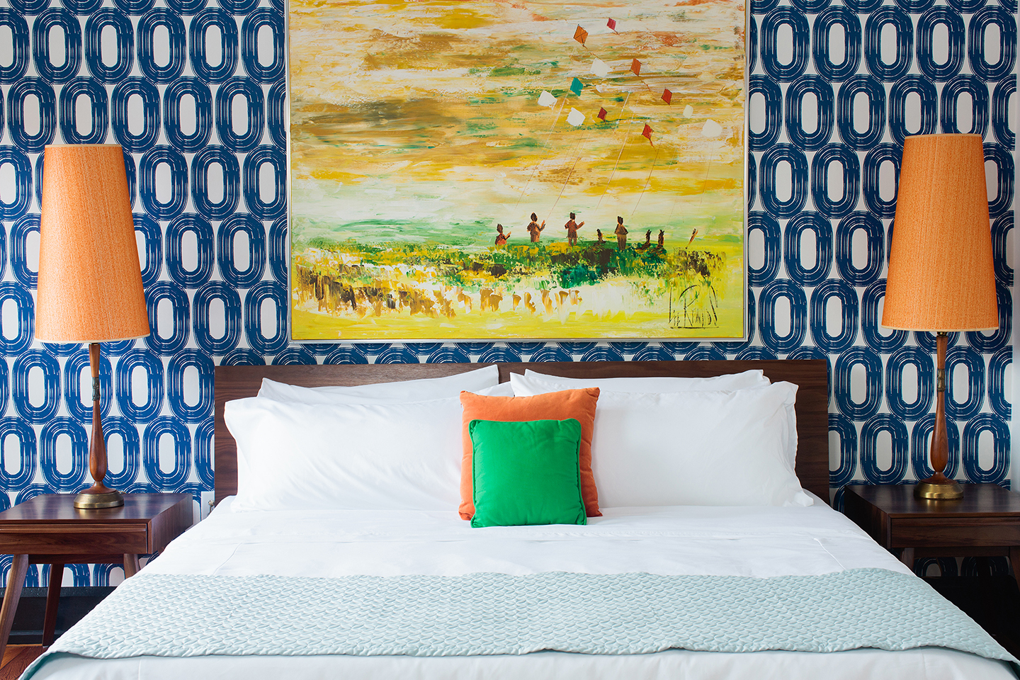 Dwell Hotel, The Kite Suite, Photographed by: Graham Yelton - Life-Styled.net