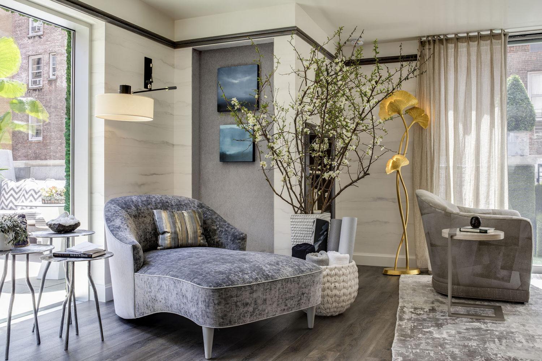 Charles pavarini home wellness retreat interior