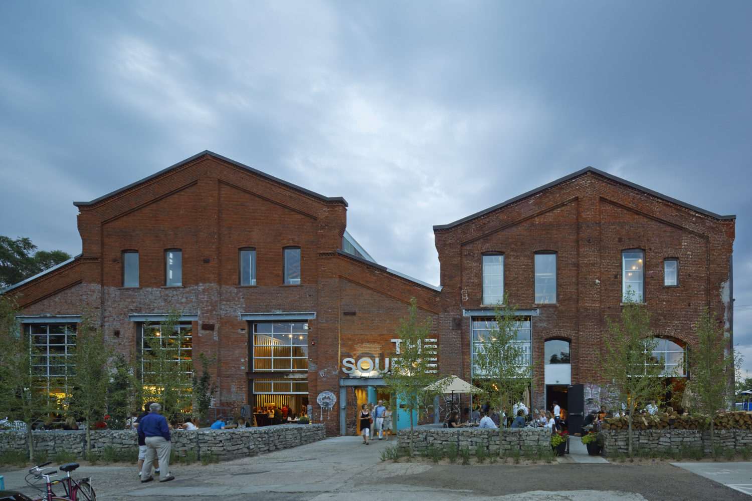 The Source Market Exterior Photo Credit Timothy Hursley