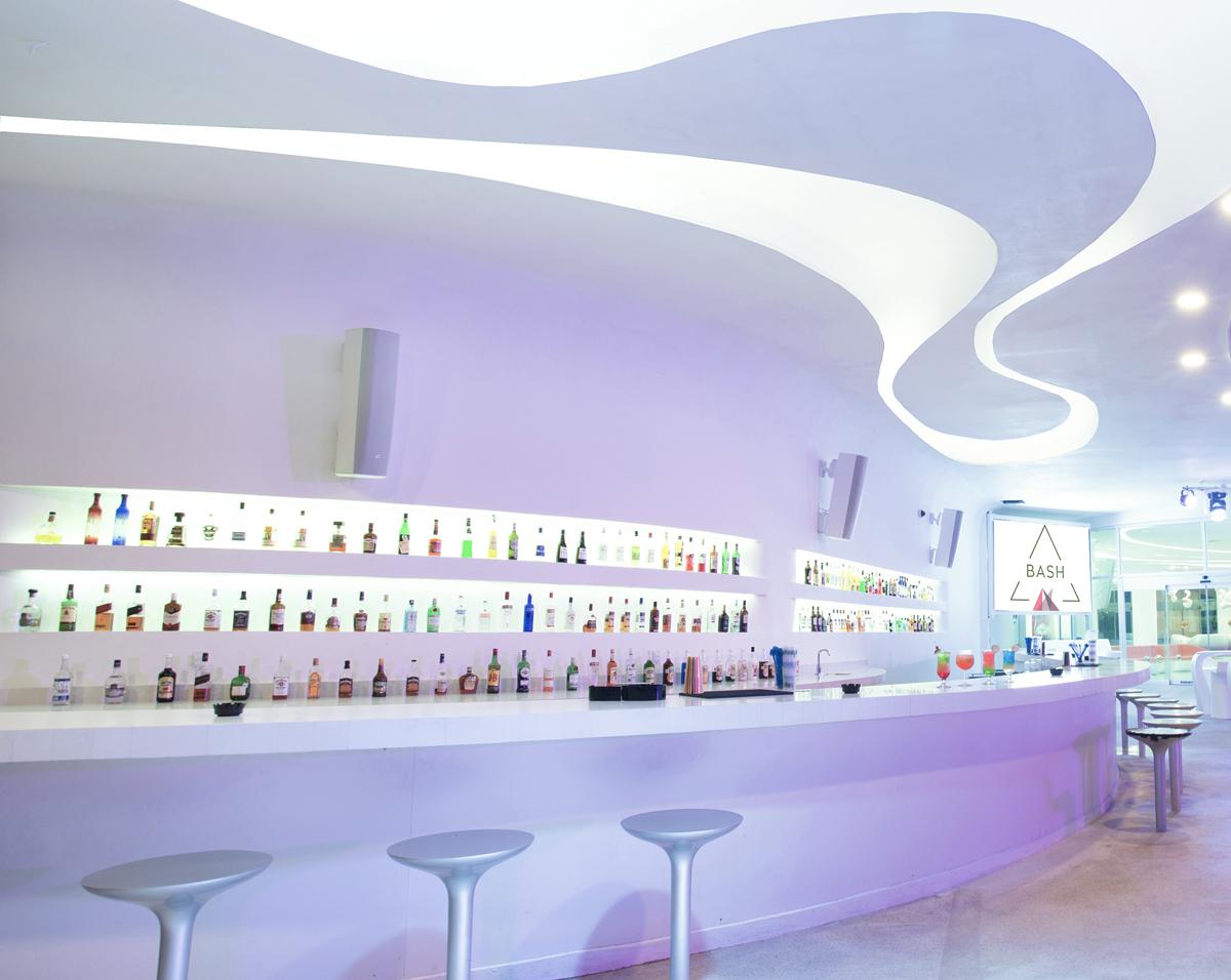 Karim Rashid - TEMPTATION Resort, BASH Bar