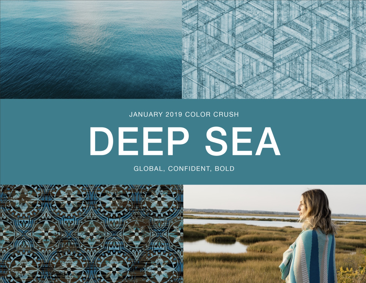 Color Crush: Deep Sea
