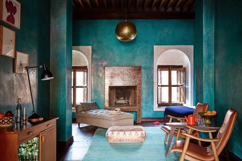 El Fenn Villa Mabrouka, Photo by Kasia Gatkowska