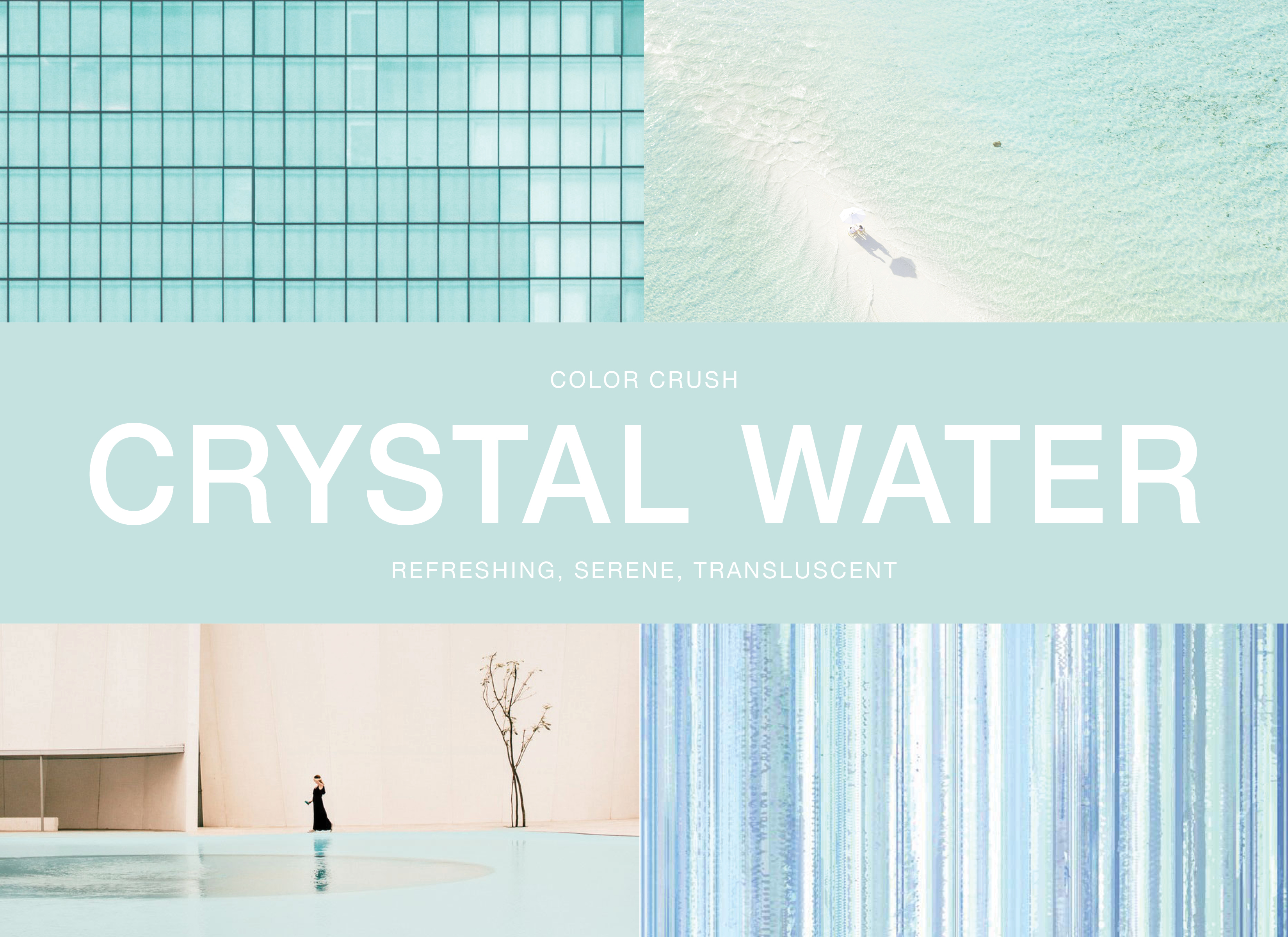 Color Crush: Crystal Water