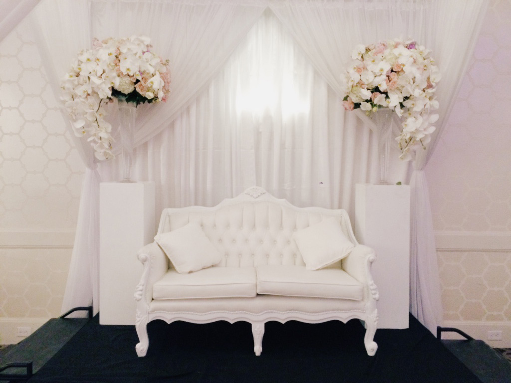 Lifetime Weddings & Events -  sweetheart arrangement