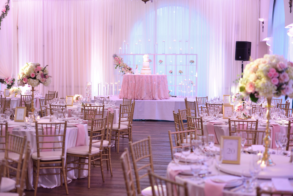 Lifetime Weddings & Events -  the Villa