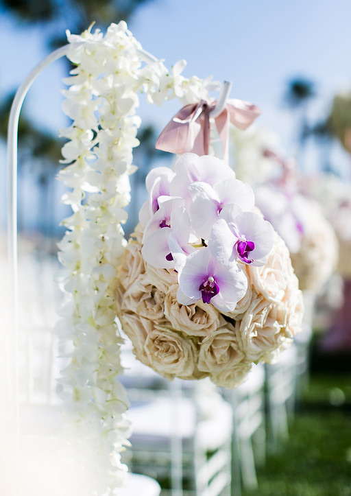 Lifetime Weddings & Events -  walkway