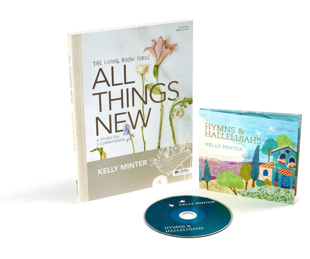 All Things New Bundle Giveaway - LifeWay Women All Access