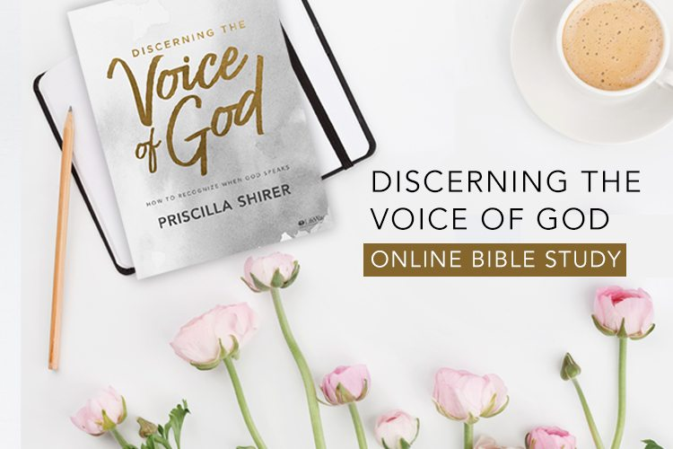 Discerning the Voice of God Online Bible Study | Session 1