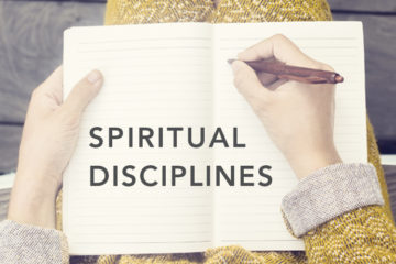 Spiritual Disciplines | Hospitality and Serving