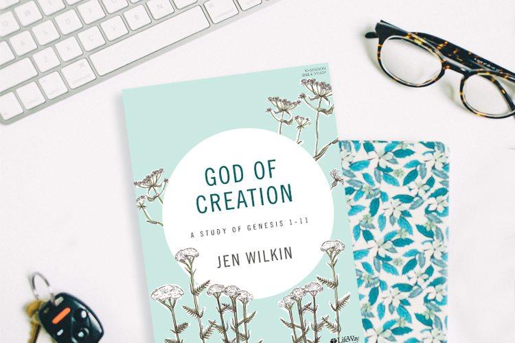 NEW! God of Creation | Read an Excerpt - LifeWay Women All