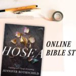 Hosea Online Bible Study | Sign Up!