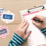 Spring Cleaning + Free Printables