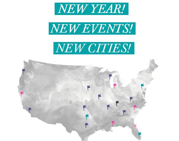 Announcing LifeWay Women's 2019 Events!