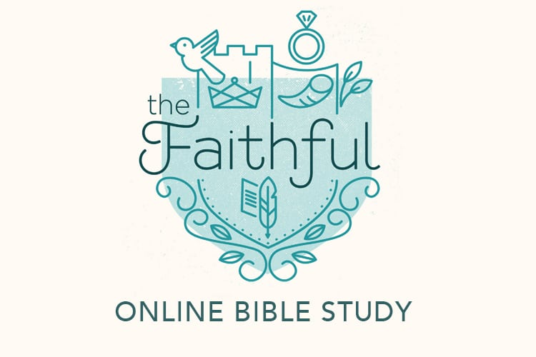 the faithful online bible study header image