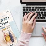 Just Open the Door Online Bible Study Giveaway