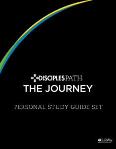 Cover of Disciples Path The Journey