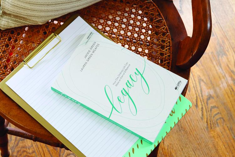 New Legacy Bible Study Read An Excerpt Lifeway Women