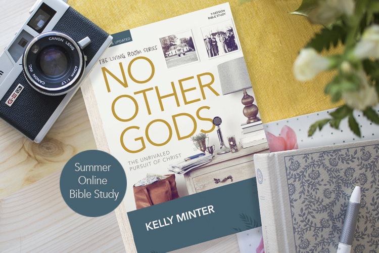 no other gods online bible study by kelly minter