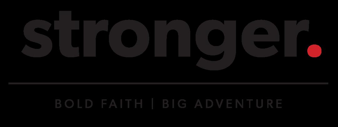Stronger. logo