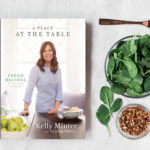 NEW Cookbook from Kelly Minter | A Place at the Table