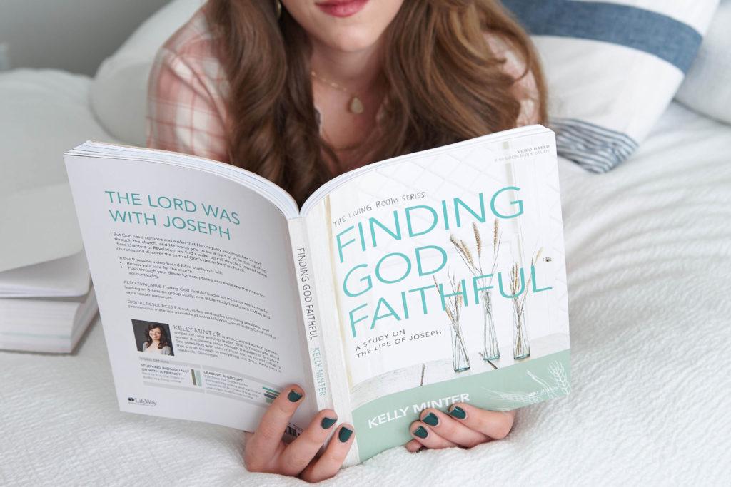 Finding God Faithful Bible Study