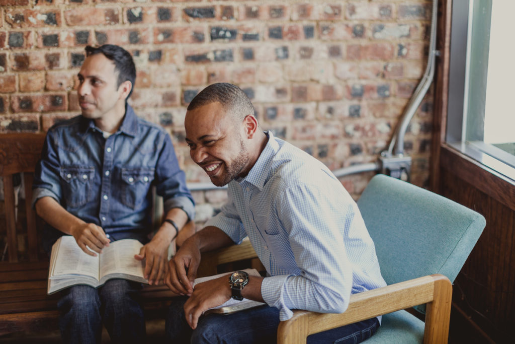 3 Steps to Building Your Men's Ministry Leadership Team