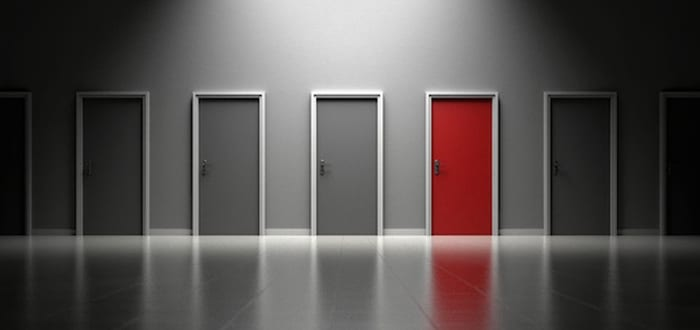 Don't Walk Through the Door Just Because it's Open