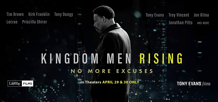 Kingdom Men Rising: No More Excuses