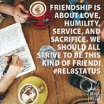 Relationship Status—Session 2—Building Friendship