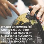 Reclaimed—Session 2—God's Strength, Not Mine