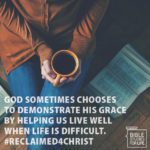 Reclaimed—Session 3—The Gift of Grace
