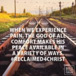 Reclaimed—Session 4—God's Comfort Zone
