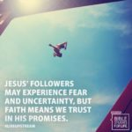 Upstream—Session 1—Caleb: Unwavering Faith