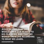 Jesus Changes Everything—Session 2—Jesus Teaches