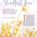 Nehemiah – Session 3- Steadfast Love