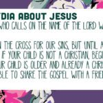 Week of August 19 – Paul Taught Lydia About Jesus – Social Media Plan