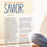 Why Are We Here? – Session 3 – I'm Not My Child's Savior