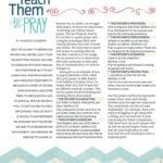 How to Pray – Session 1 – Teach Them to Pray