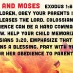 Week of October 14 – Miriam and Moses – Social Media Plan