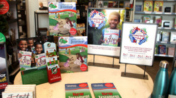 LifeWay stores celebrate 'Christmas in July' with care packages