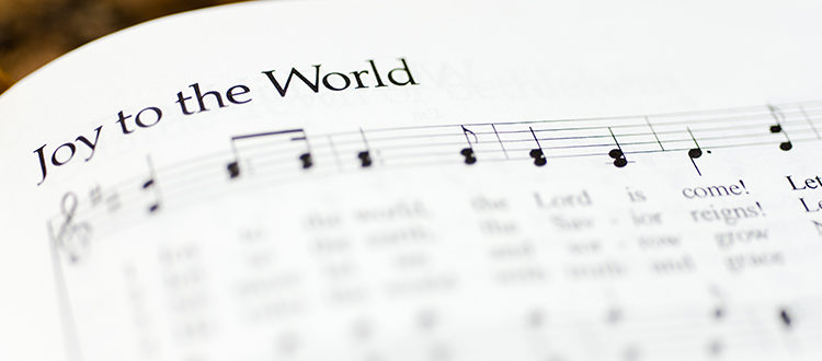 "The Bigger Question about ""Joy to the World"""