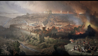 Do movies lead you to Rome or Jerusalem?